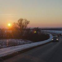 В дороге :: Георгий Морозов