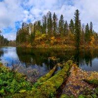 Осень на озере :: Фёдор. Лашков