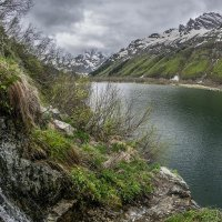 озеро Туманлыкёль(1860  м нум) :: anatoly Gaponenko