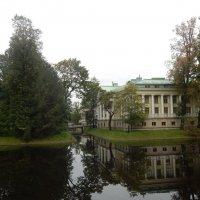 Санкт-Петербург. Каменноостровский дворец. :: Лариса (Phinikia) Двойникова