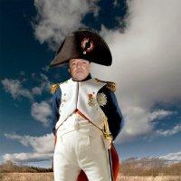 Наш Вася - Наполеон .... :: Aleks Ben Israel