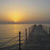 А на том берегу Иордания.... :: Татьяна Калинкина