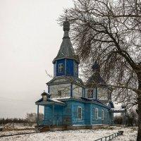 Покровская церковь в с.Белеяево,Тамбовщина. 126 лет. :: Александр Тулупов