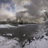 Туда, где на снегоходе только 10 :: Сергей Жуков