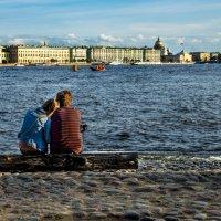 Солнечный вечер :: Oleg