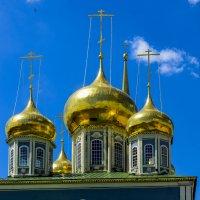 Купола собора тульского кремля :: Oleg