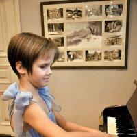 юный музыкант :: Мария Климова