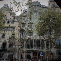 Дом Гауди Барселона :: kuta75 оля оля