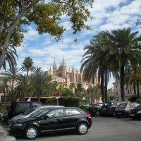 Пусть  тебе приснится Palma de Mallorca ! :: Виталий Селиванов