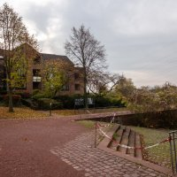 В южном парке, Дюссельдорф, осень, ноябрь :: Witalij Loewin