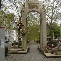 Фонтан Триумфальная арка :: kuta75 оля оля