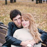 Дима и Наташа :: Александр Горбачев