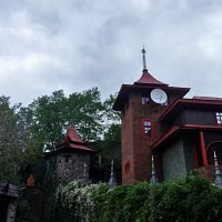 Буддистский храм «Белый Лотос». :: Наталья