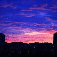 Вечерние краски ноября :: Татьяна Ломтева