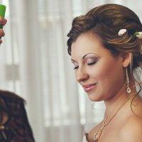 утро невесты :: Анастасия Дробышевская