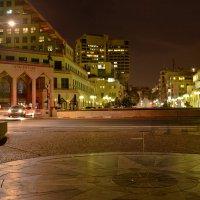 Улицы Тель-Авива - вид на улицу Алленби с набережной :: Владимир Брагилевский