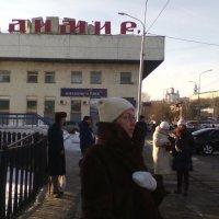 Владимирский жд вокзал :: Галина