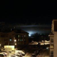Туман надвигается.... :: ALEXSEM фоточайник