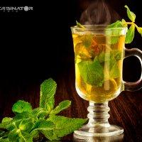 Чай с мятой :: scherbinator SHCHERBYNA