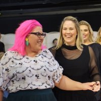 PLUS SIZE FASHION WEEK TLV 2016 :: Shmual Hava Retro