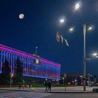 Вечер :: Владимир Клюев