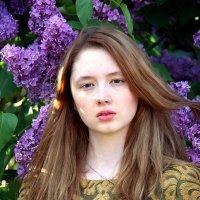 стильная девушка или с изюминкой :: Олег Лукьянов