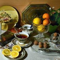 Чай с лимоном :: Вячеслав Платонов