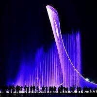 Поющий фонтан :: Сергей Докукин