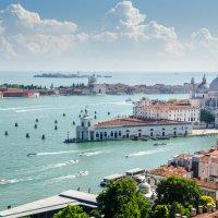 Венеция,вид с Кампанилы собора Святого Марка :: Наталия