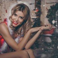 Новогодняя!!! :: Юлия Гасюк