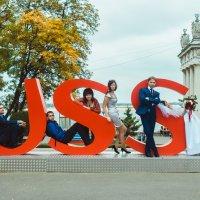 Гости на свадьбе :: Сергей Воробьев