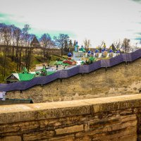 Крепостная стена веры и надежды! :: Cветлана Журкина