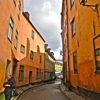 улица Стокгольма :: Елена
