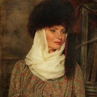 История одного портрета :: Elena Fokina