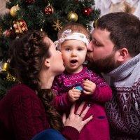 Семейный Новый год :: Valentina Zaytseva
