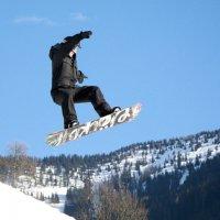 Сноубордист :: Мария Самохина