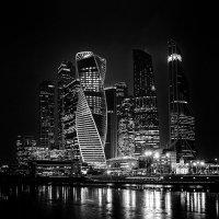 Бизнес центр Москва-Сити :: Игорь Сон