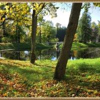 Александровский парк. Пушкин :: Наталья