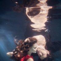 Подводная Lovestory :: Анита Гавриш
