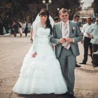 Светлана и Кирилл :: Ksyusha Pav