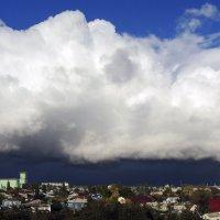 под одеялом облаков :: татьяна