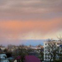 цветной дождь :: татьяна