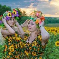 Два цветочка :: Сергей