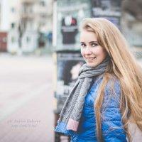 late autumn - девушка поздняя осень. Фотограф Руслан Кокорев. :: Руслан Кокорев