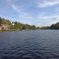 Озеро Тихое в Светлогорске в октябре :: Маргарита Батырева