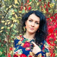 Цвет осени :: Ирина Ширма
