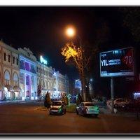 Мой город зажигает огни... :: Людмила Богданова (Скачко)