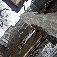 Городская графика :: Асылбек Айманов
