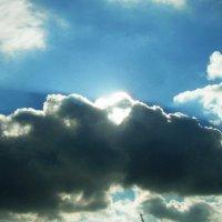 Суровые облака :: татьяна