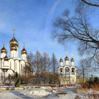 Свято-Никольский женский монастырь :: Александр Лукин